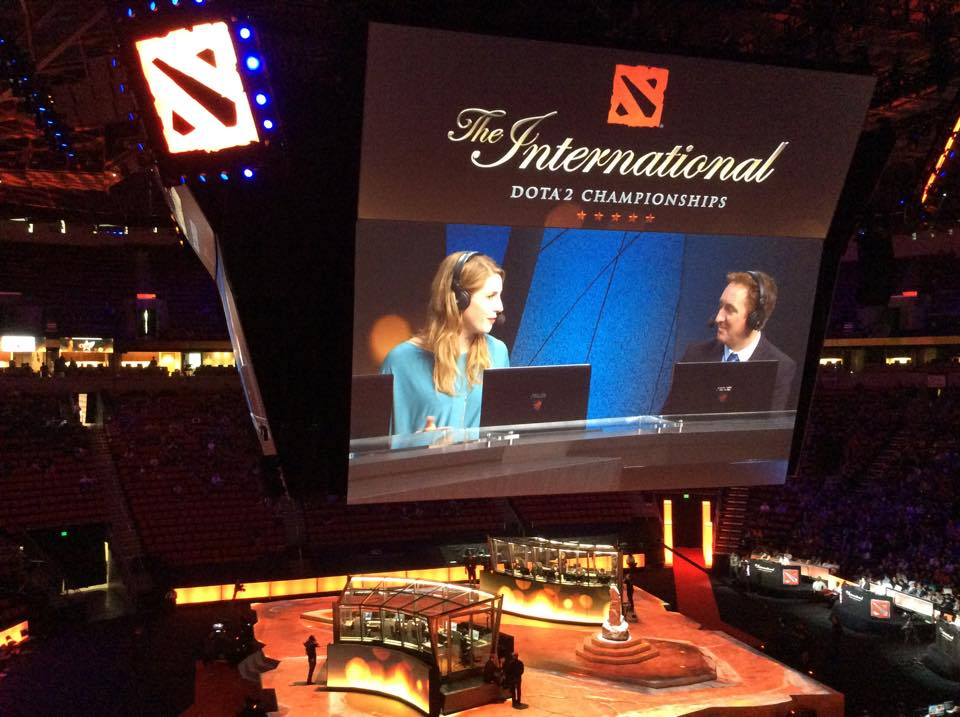 Sheever Dota 2 The International TI Key Arena E-sports esports Sheevergaming