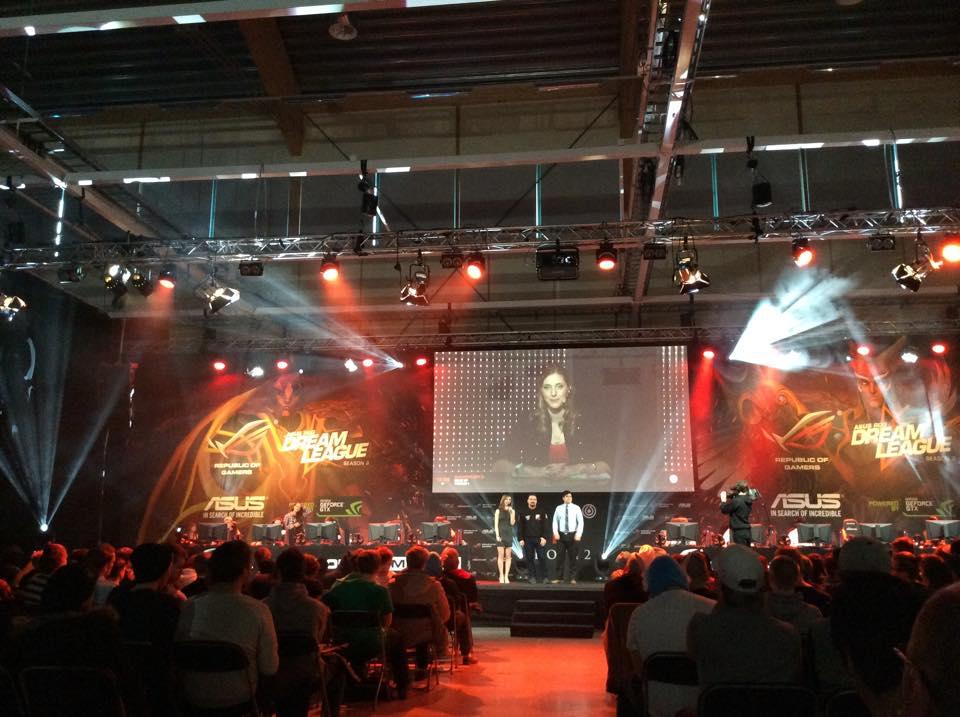 Sheever DreamLeague Dota 2 DreamHack Esports